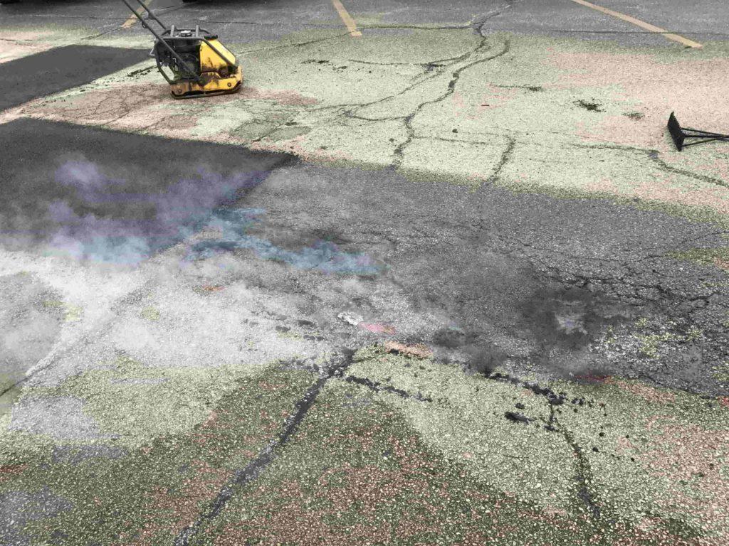 parking Cleaning Procedures