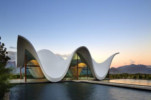 Bosjes Chapel, Western Cape, South Africa