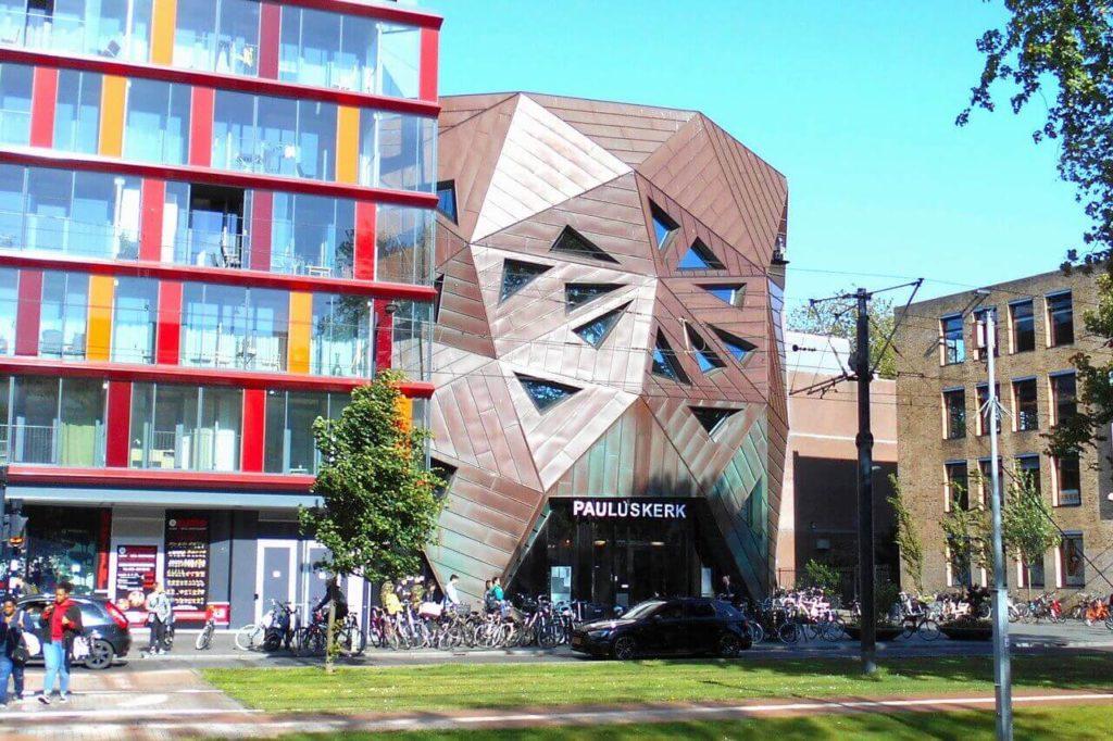 Pauluskerk, Rotterdam, the Netherlands