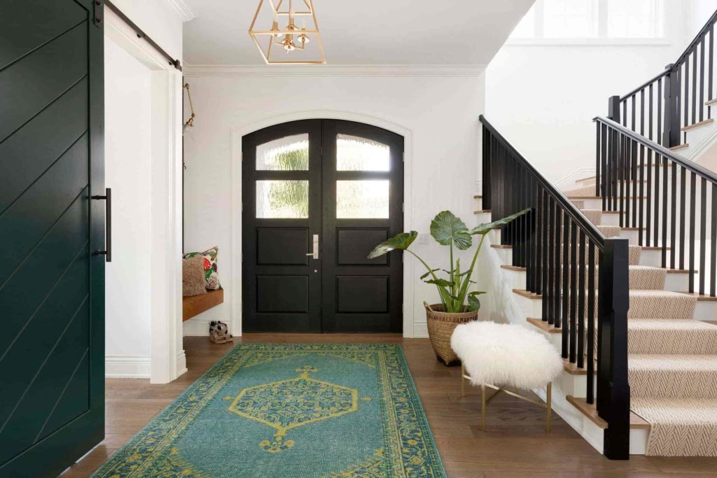 Safer entryway