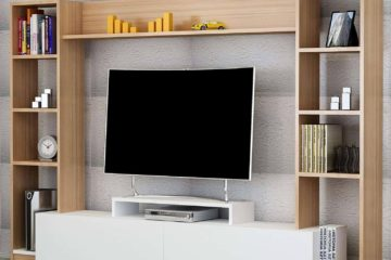 Storage TV Unit