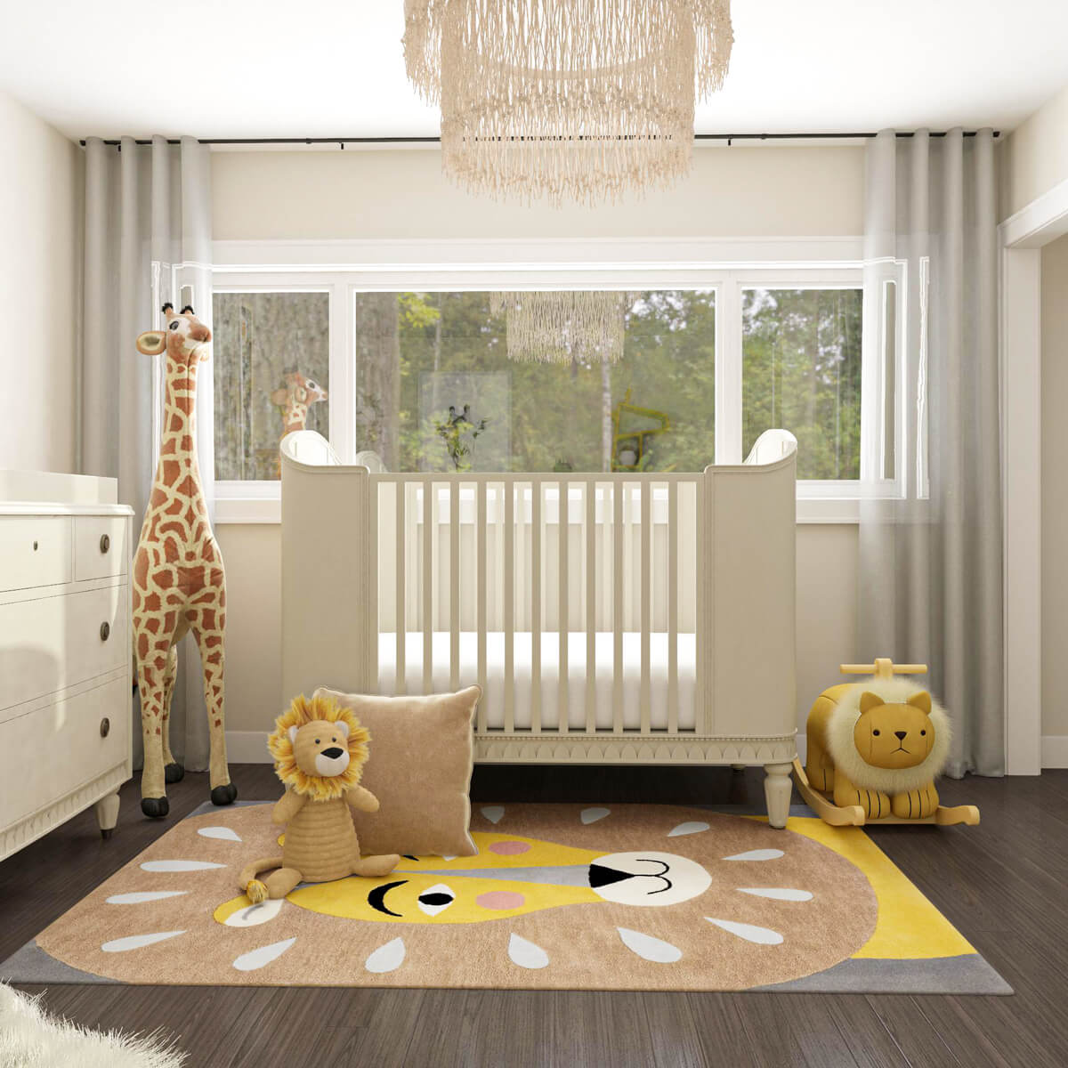 Cute Nursery Decorating Ideas for Baby Room - The ...