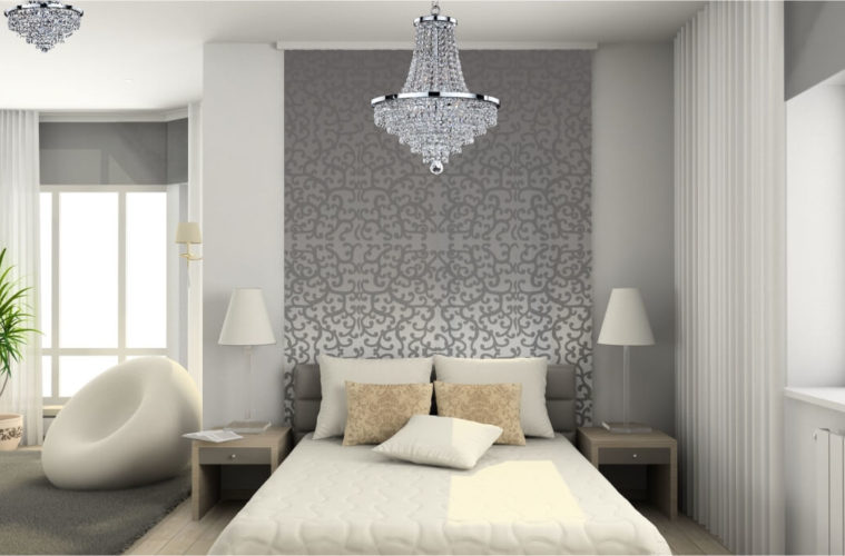 chandelier for bedroom
