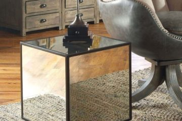 mirror table