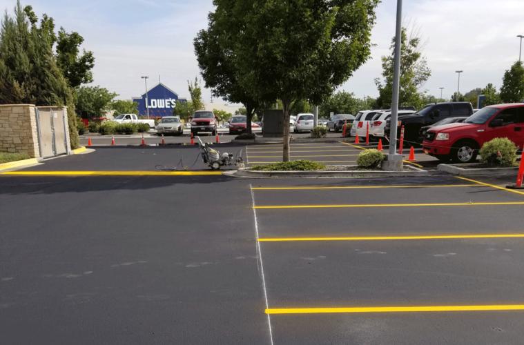 Asphalt Parking