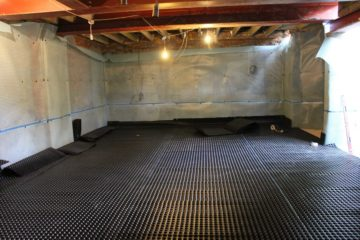 Basement Waterproofing For Your Home