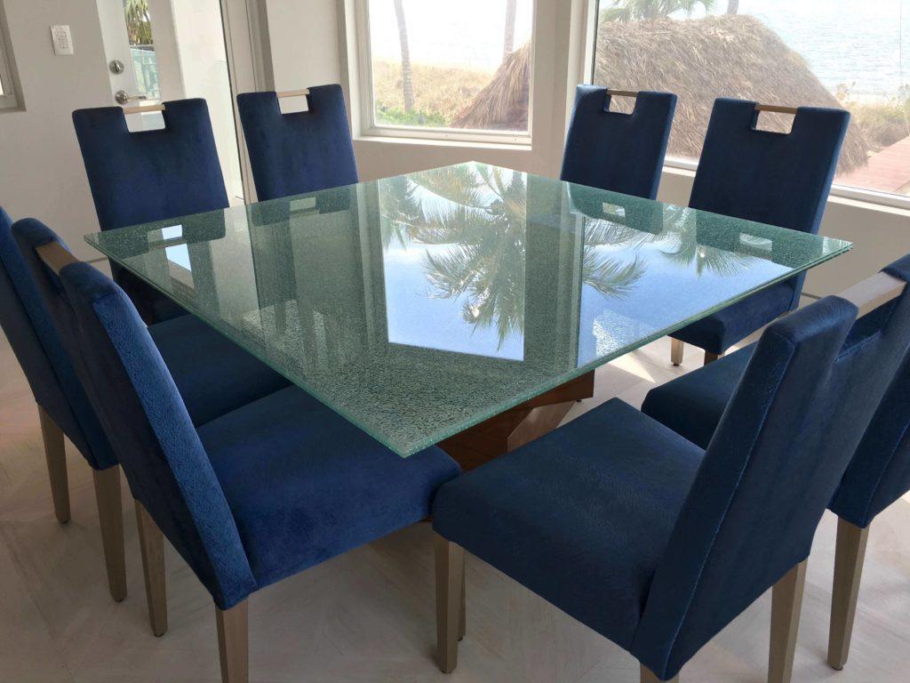 Glass Tabletop `