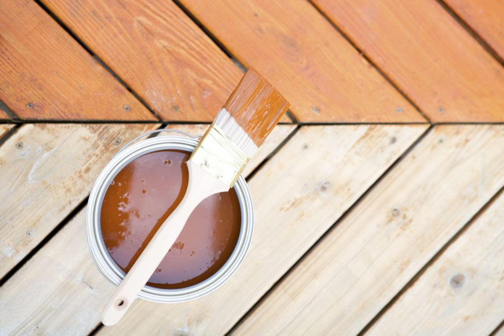 Wood Staining Tip