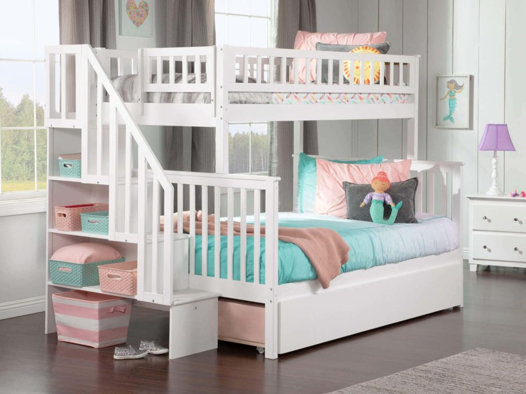 Picture of: Decorate Your Kids Room With Most Beautiful Bunk Bed Design