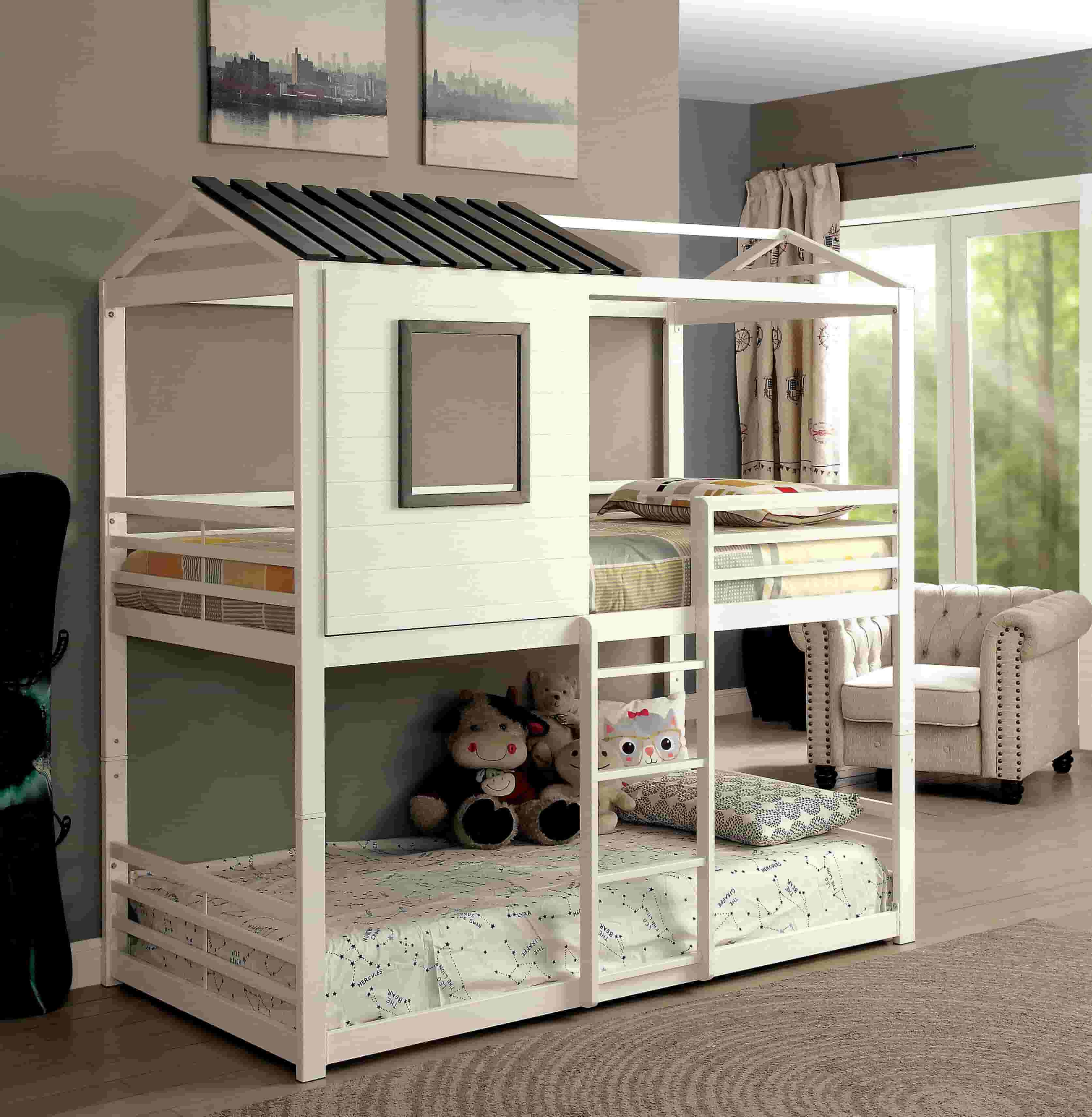 Decorate Your Kids Room With Most Beautiful Bunk Bed Design