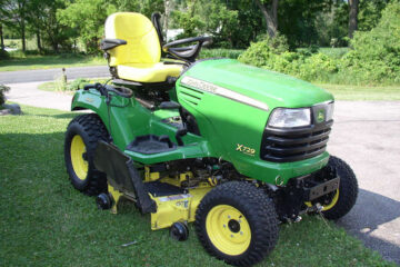 garden tractor for lawn