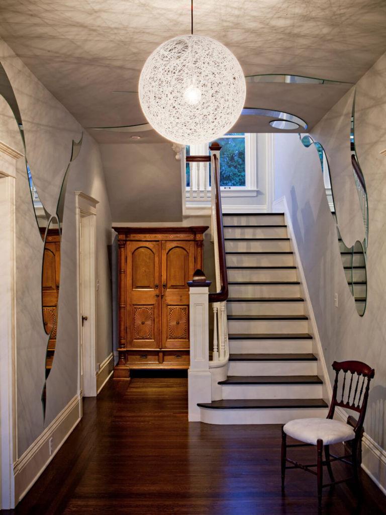 home entryway lighting