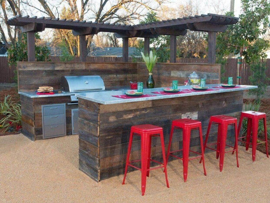 outdoor bar ideas
