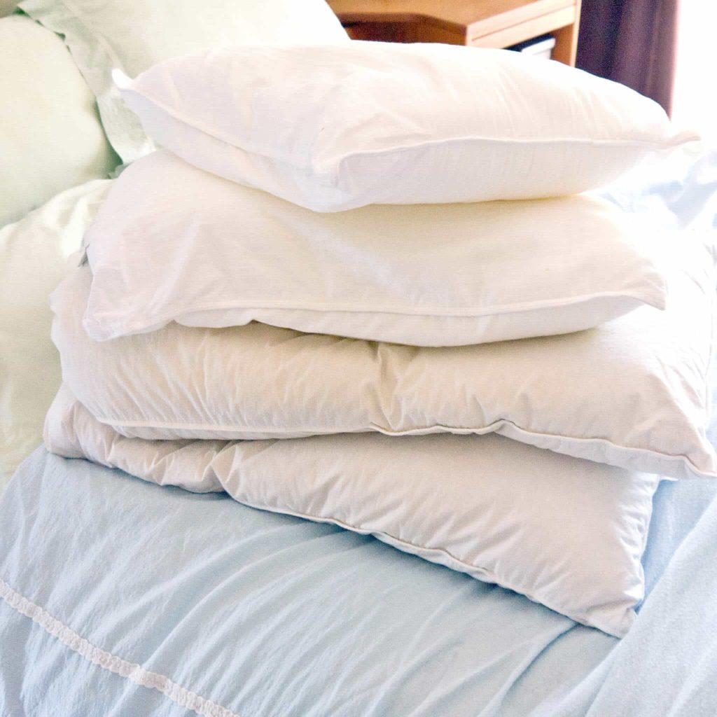 washing pillow