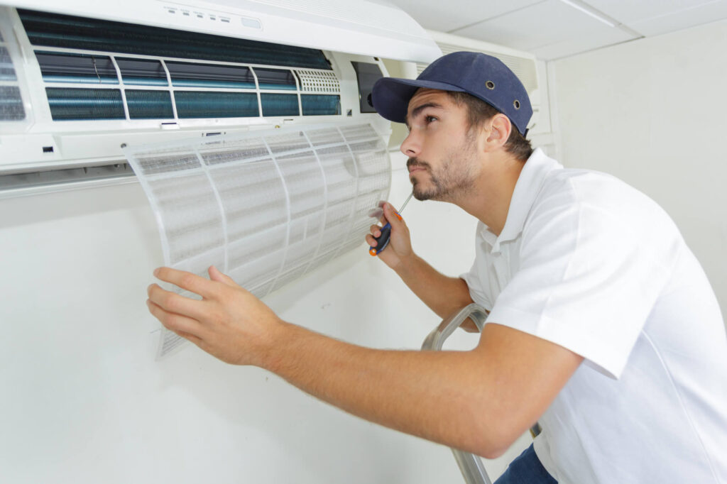 AC Repair by Yourself