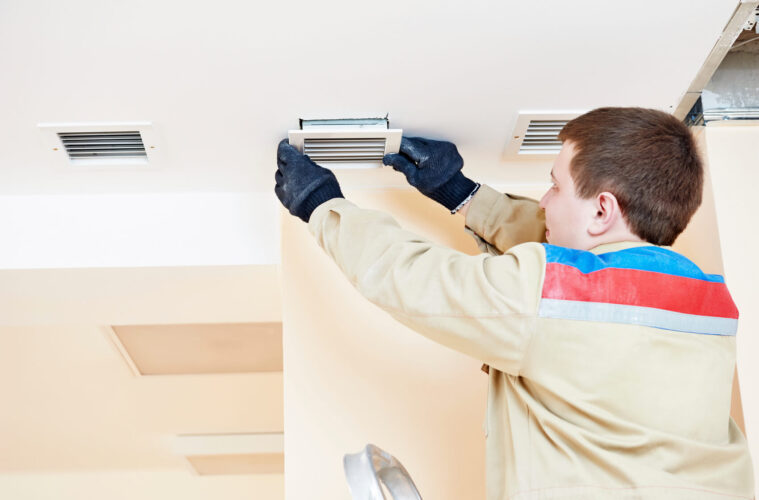 Air Duct Cleaning 4
