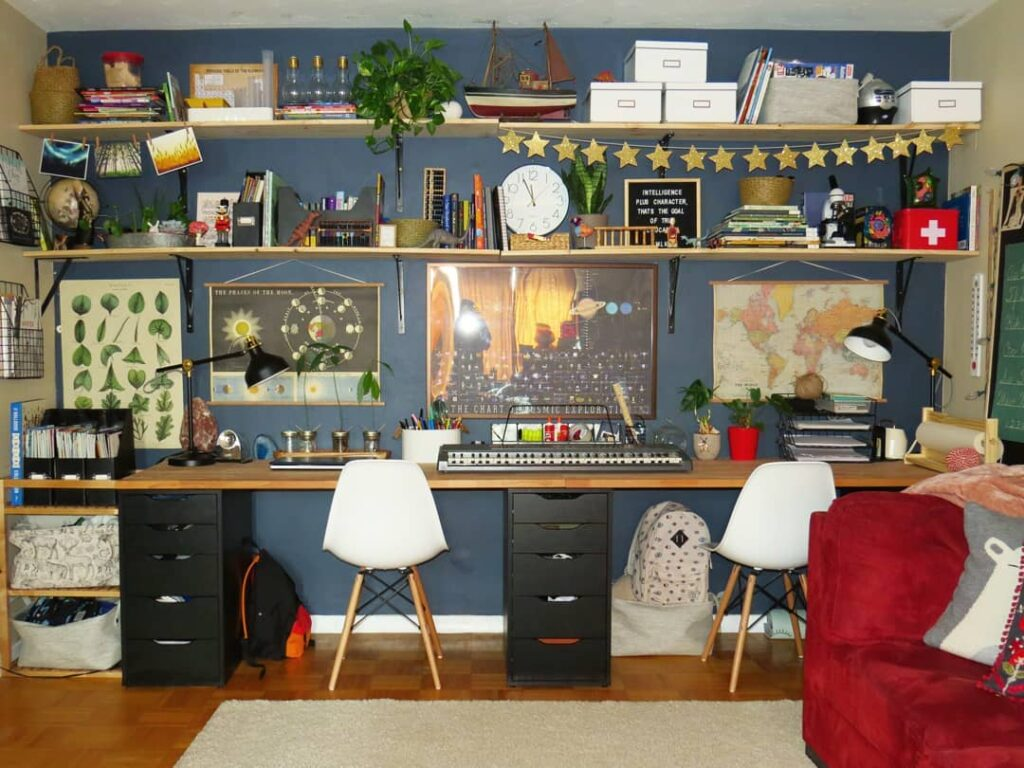 Decorate Study Space