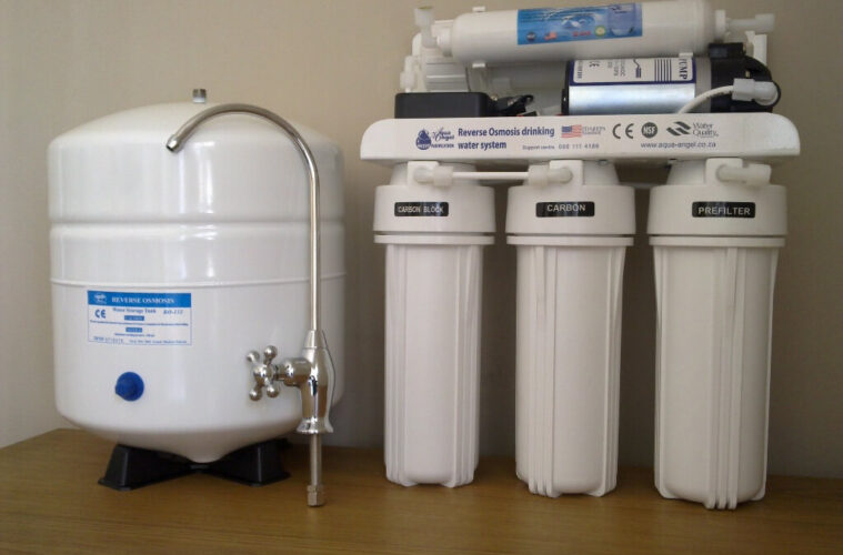 Home Water Filtration System