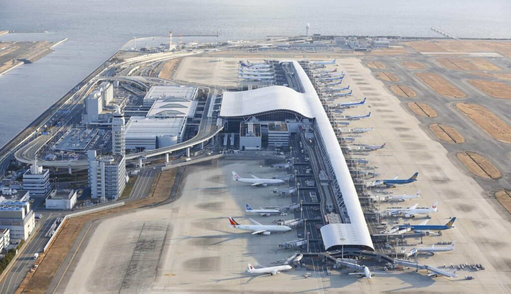Kansai-International-Airport-Osaka-Japan