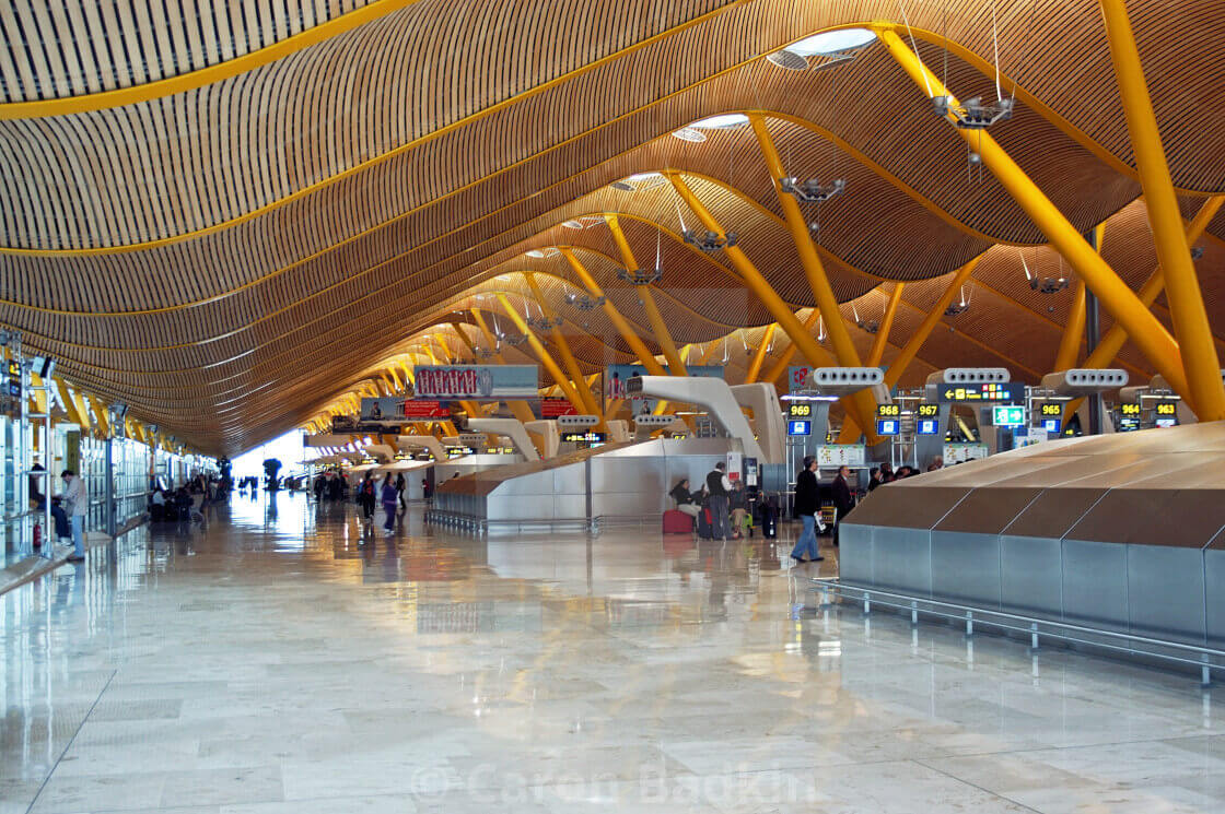 Madrid-Barajas-International-Airport-Madrid-Spain