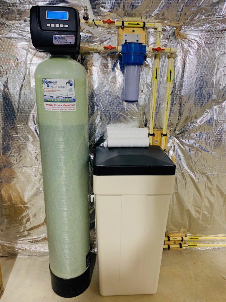 Salt-Based Water Softeners