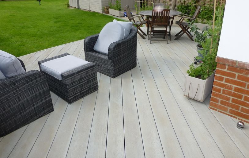 Smoked Oak Millboard