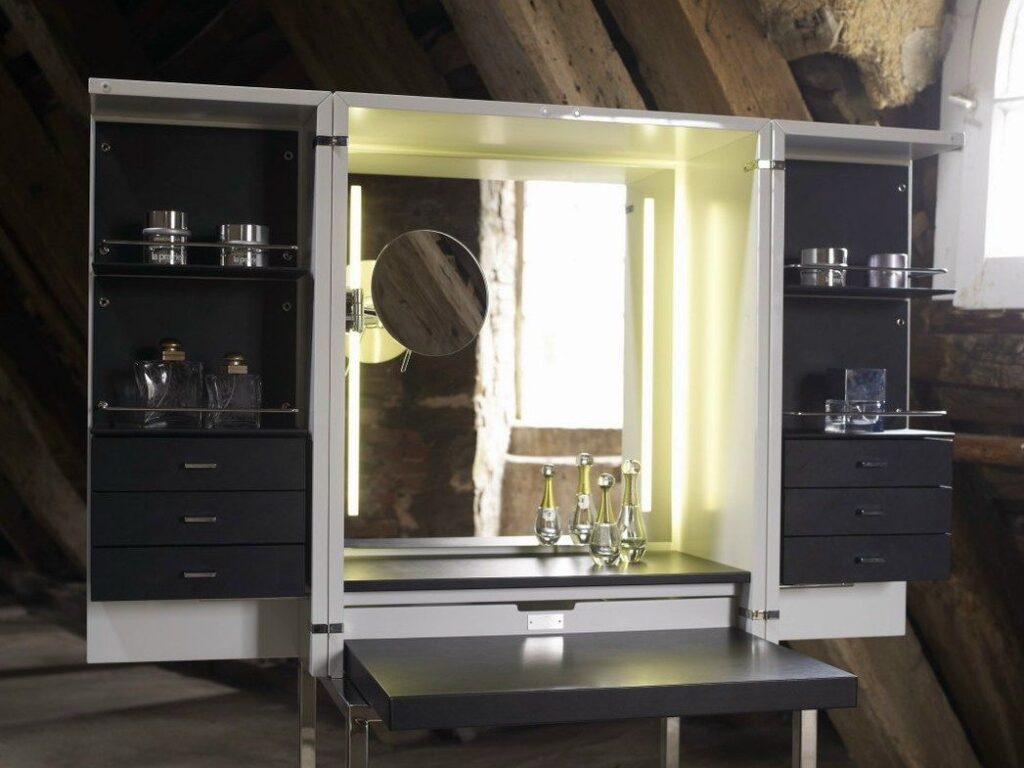 dressing unit design
