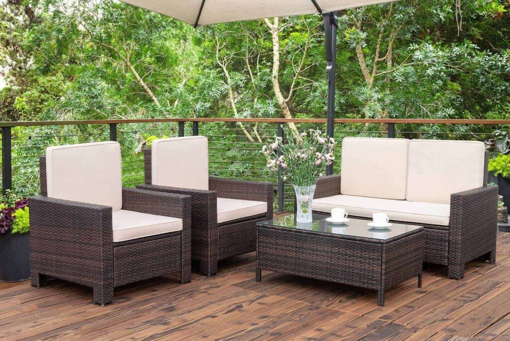 Best Patio Furniture Designs For Decorate Your Garden Or Backyard