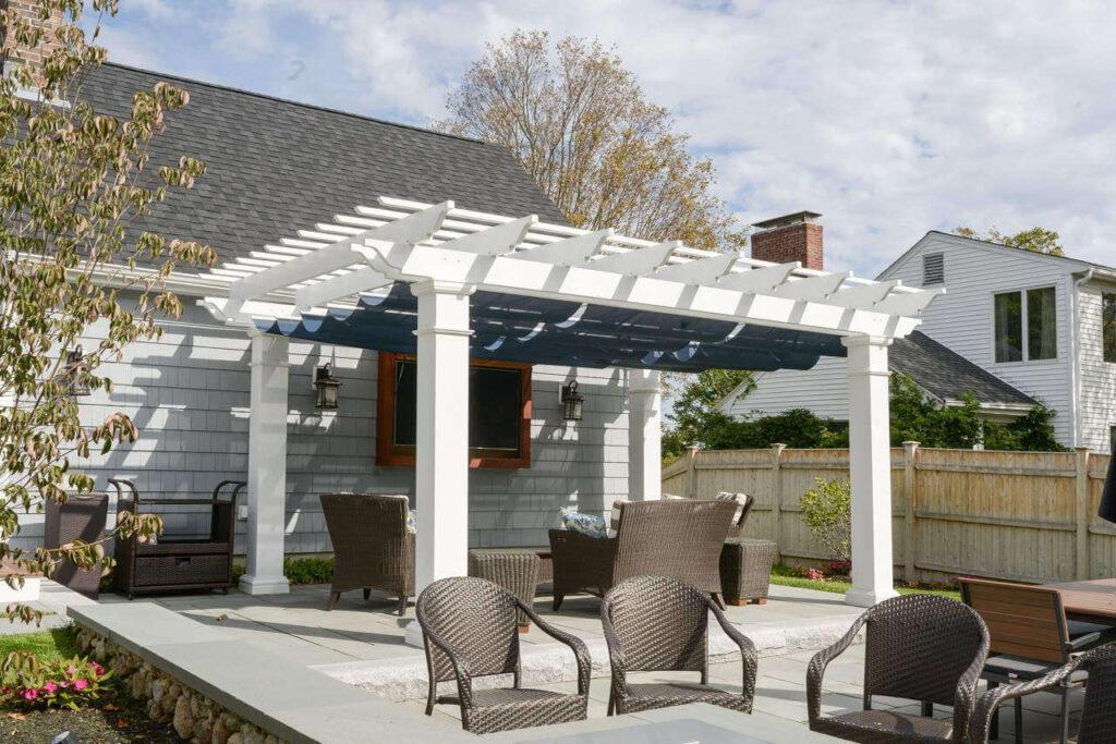 pergola canopy