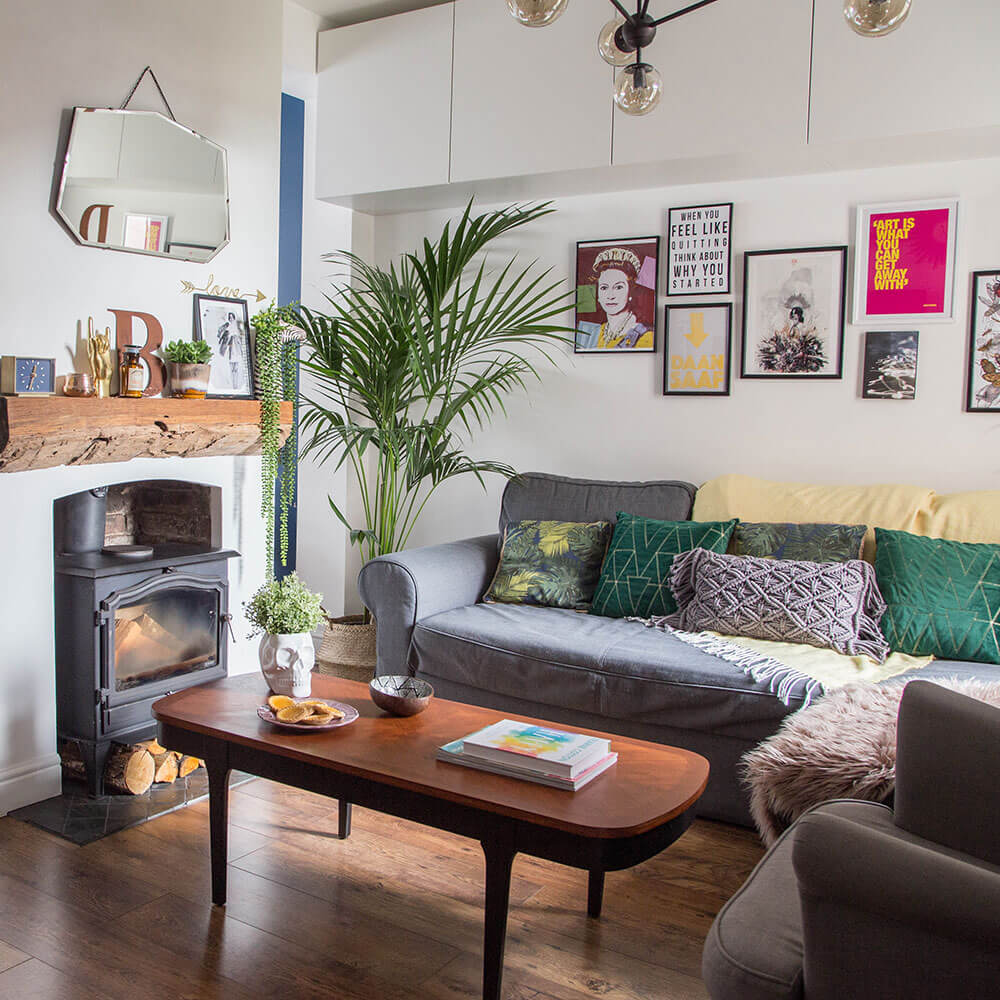 storage ideas for small living room
