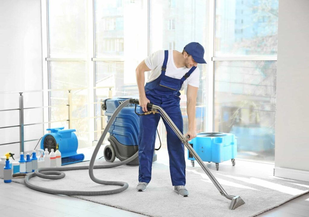 Choosing A Cleaning Company