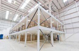 Mezzanine-Floor-construction 7