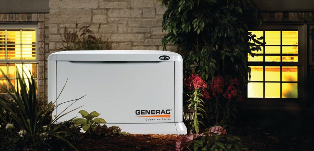 Safely Use a Backup Generator