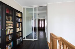 Soundproofing a Sliding Door