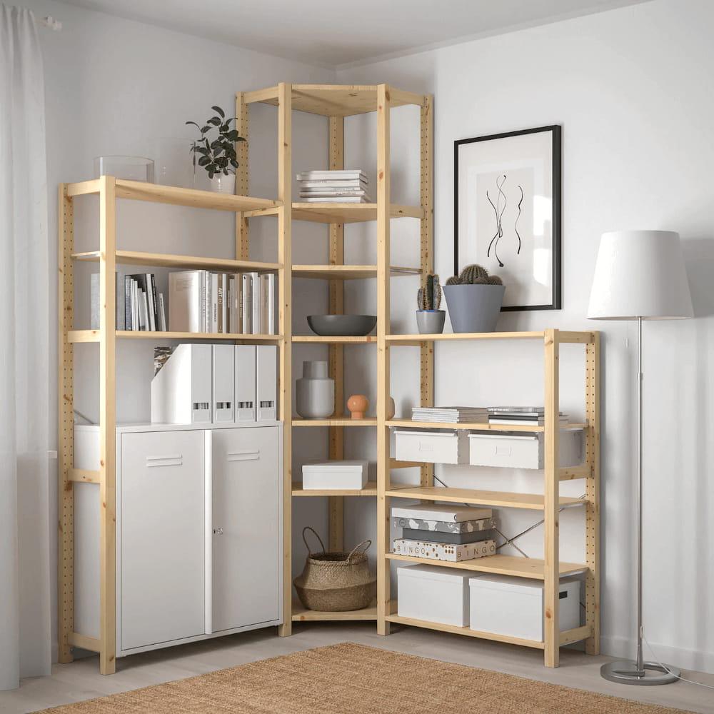 ivar storage