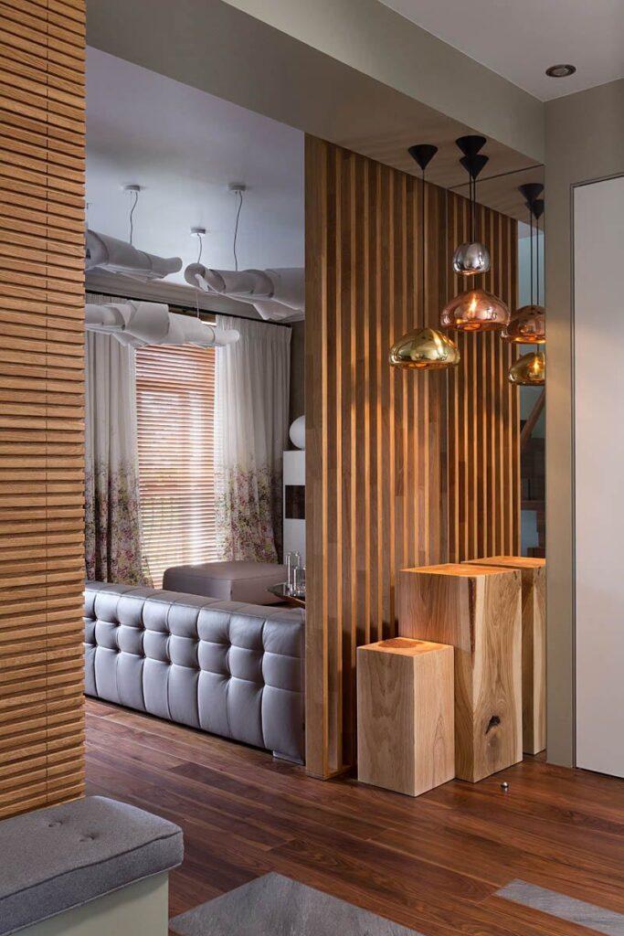 modern room divider wall