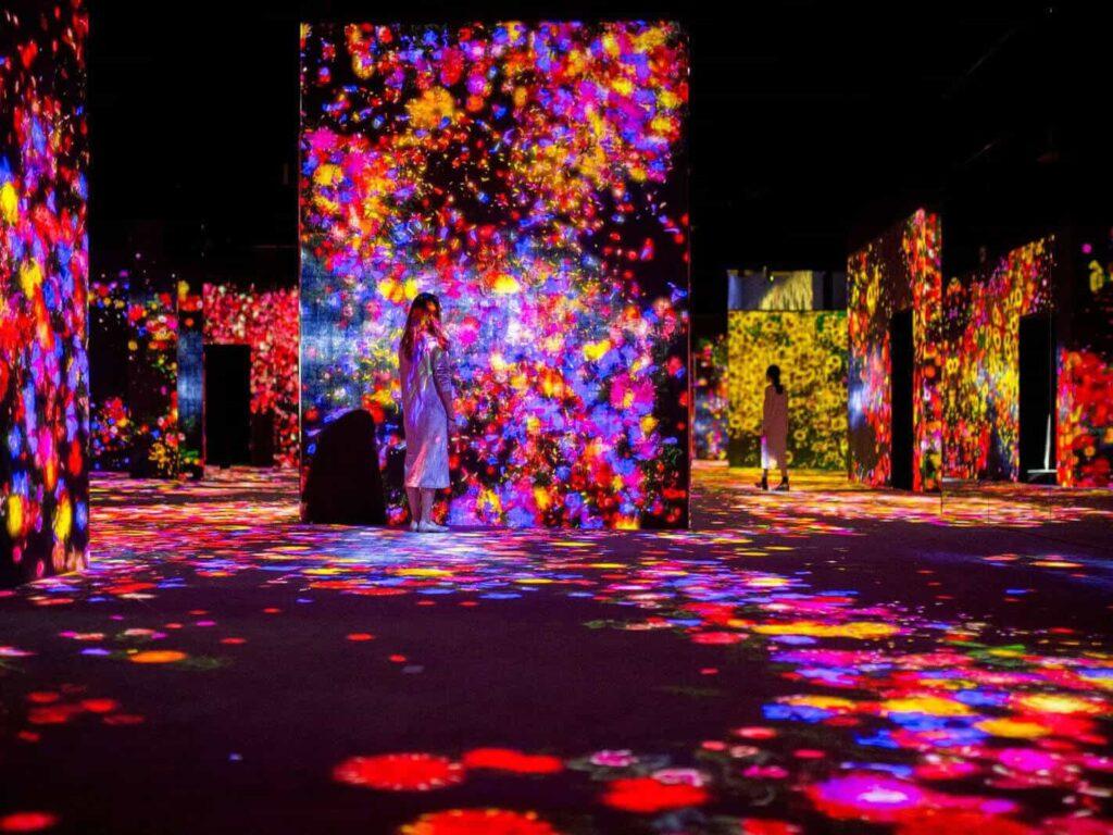 mori building digital art museum
