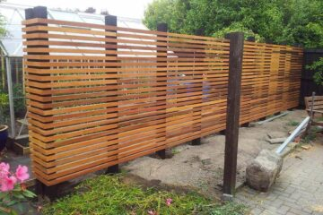 Beautiful Fencing Outdoor Wall