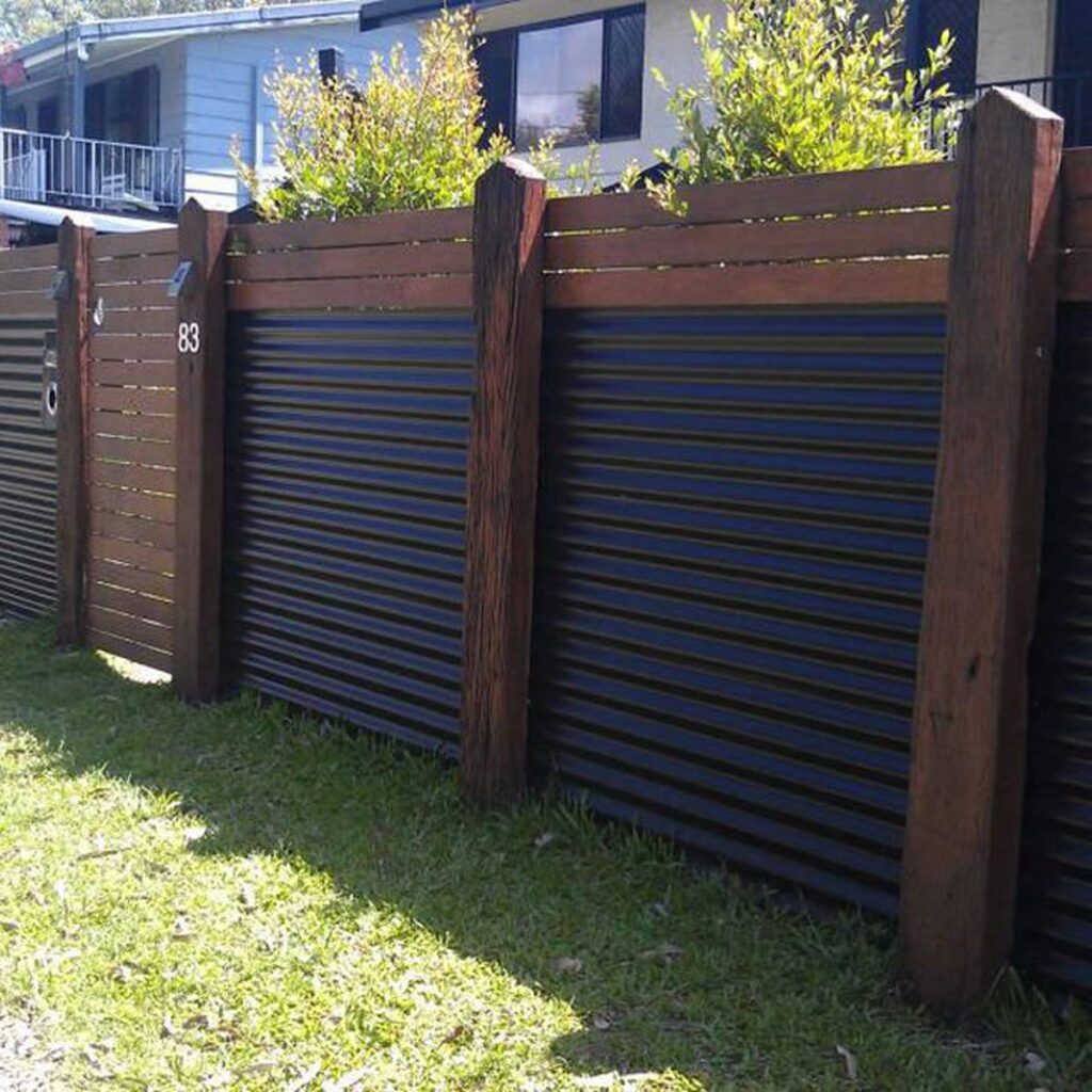 Beautiful Fencing Outdoor Wall