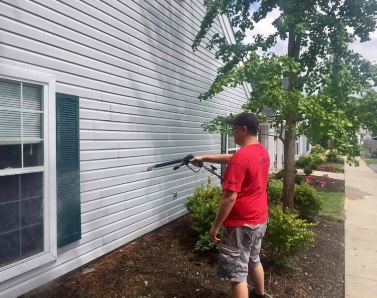 Cleaning Exterior