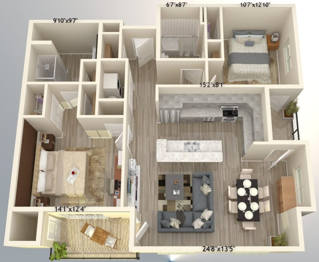 Tips To Choose The Best Condo Unit Floor Plan