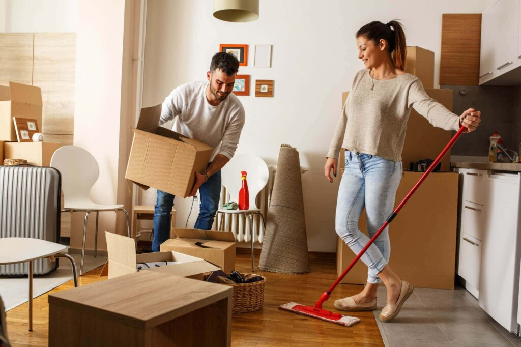 Declutter Your Home Before Moving