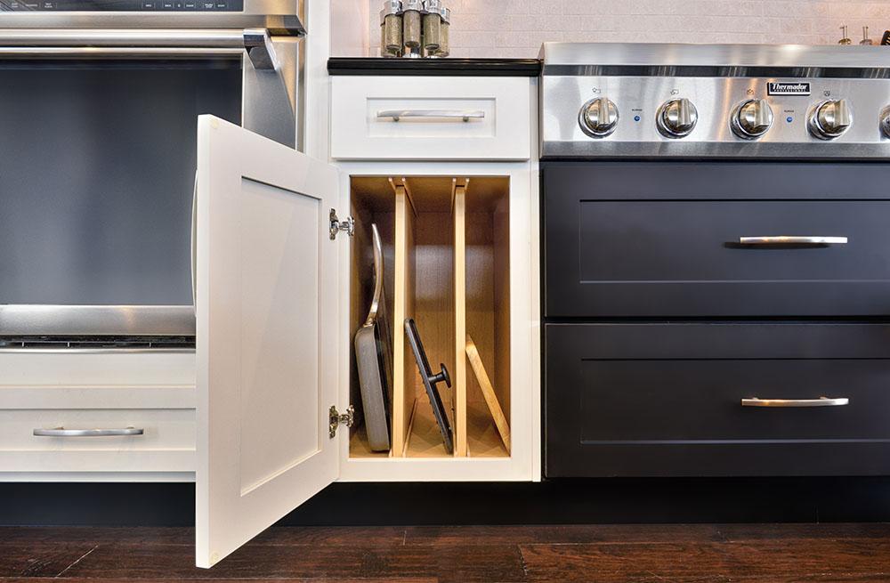 Fully Aluminum Cabinets