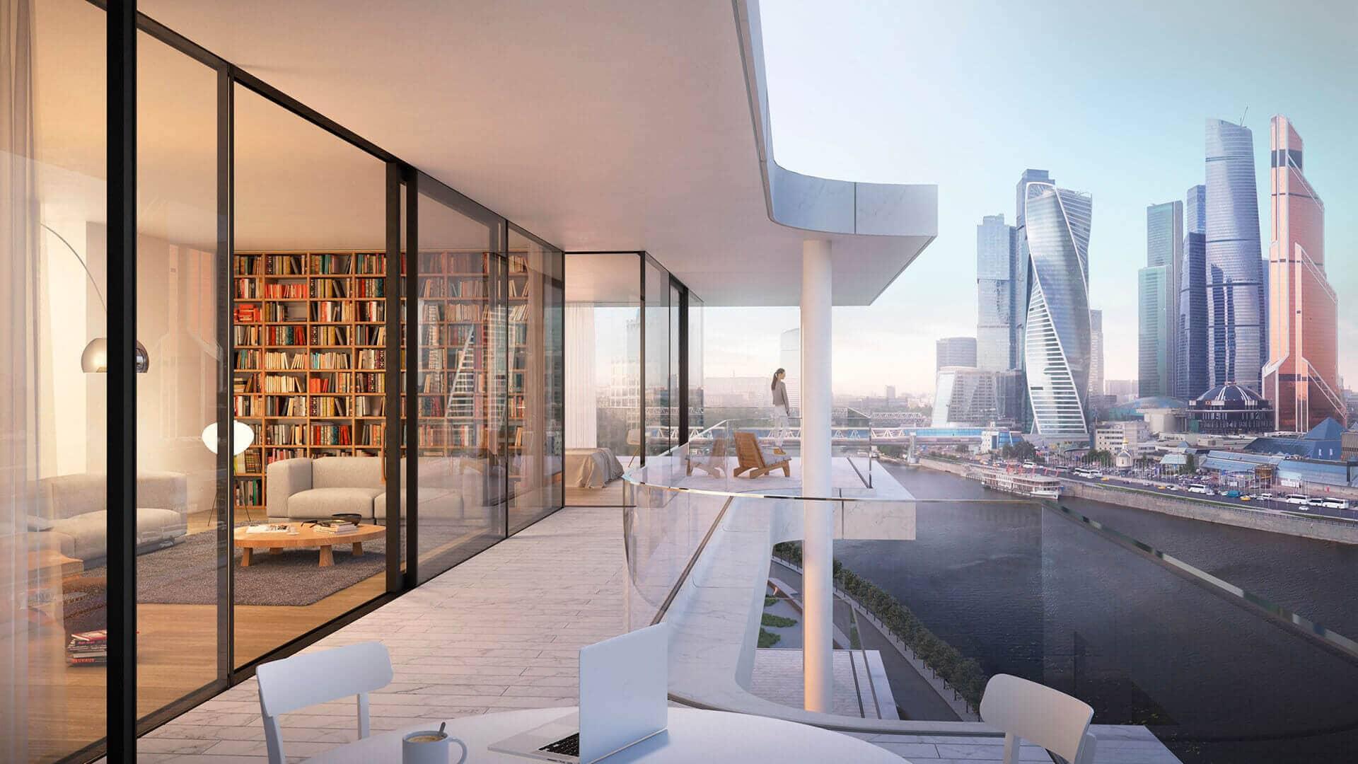 The Future of Architecture? It's Green! - The Architecture Designs