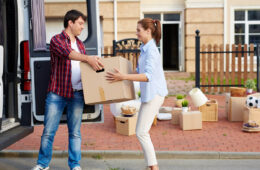 Moving Safely to a New House