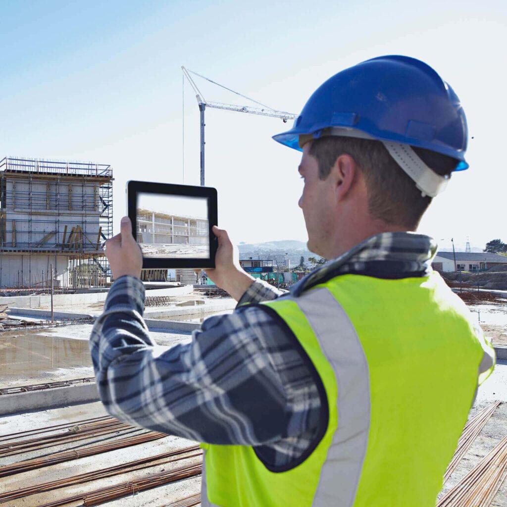 Secure Construction Site