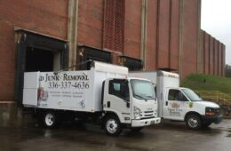 junk removal from your garage