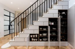 Build Under Stair Storage