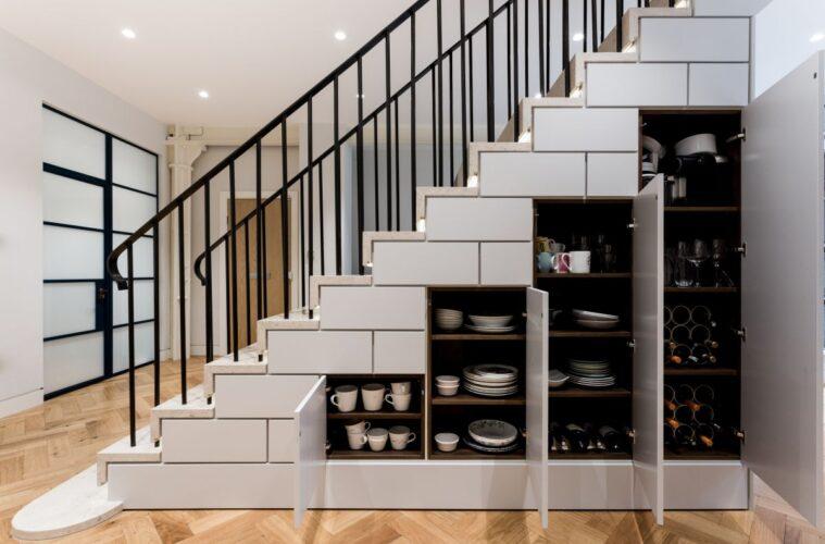 Build Under Stair Storage