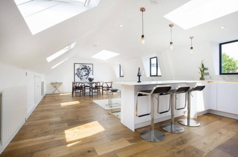 Cost of Loft Conversions in London